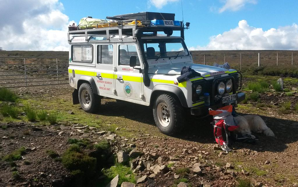 Save our Landrover Appeal!