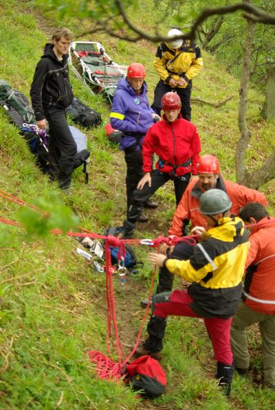 2016 Mountain Rescue Experience Day