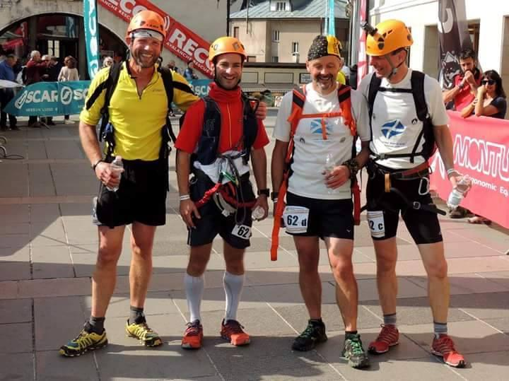 Success at the 2016 Dolomites Rescue Race